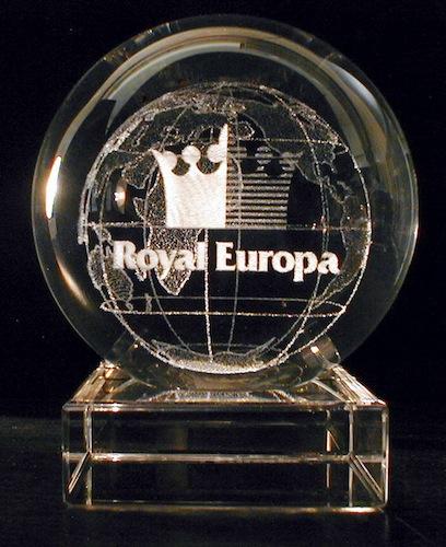 Лого Royal Europa