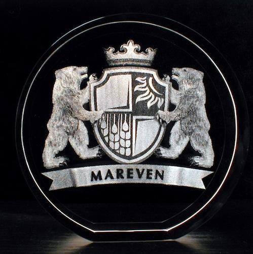 Лого Mareven