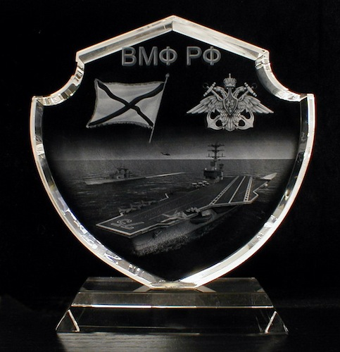 ВМФ РФ в стекле