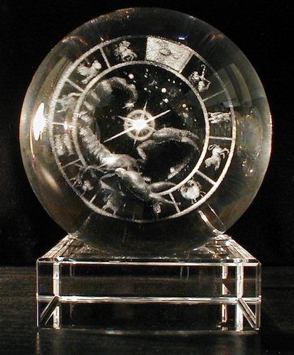 Гороскоп в стекле