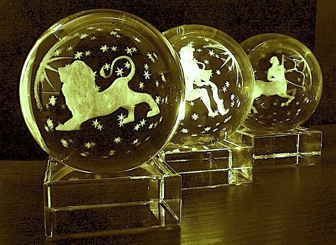 Гороскопы в шарах